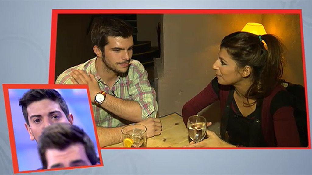 """Aguasantas, sobre Sergio: """"No he visto ese feeling con él"""""""