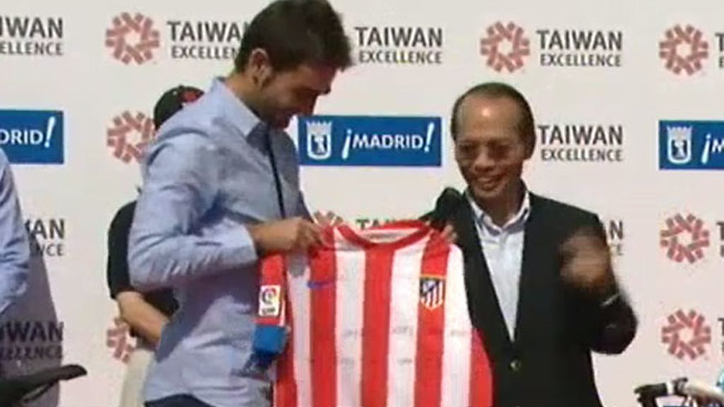 Adrián, Atlético de Madrid, fútbol,