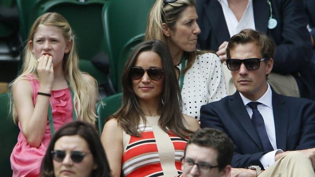 ¿Pasará Pippa Middleton por el alta?