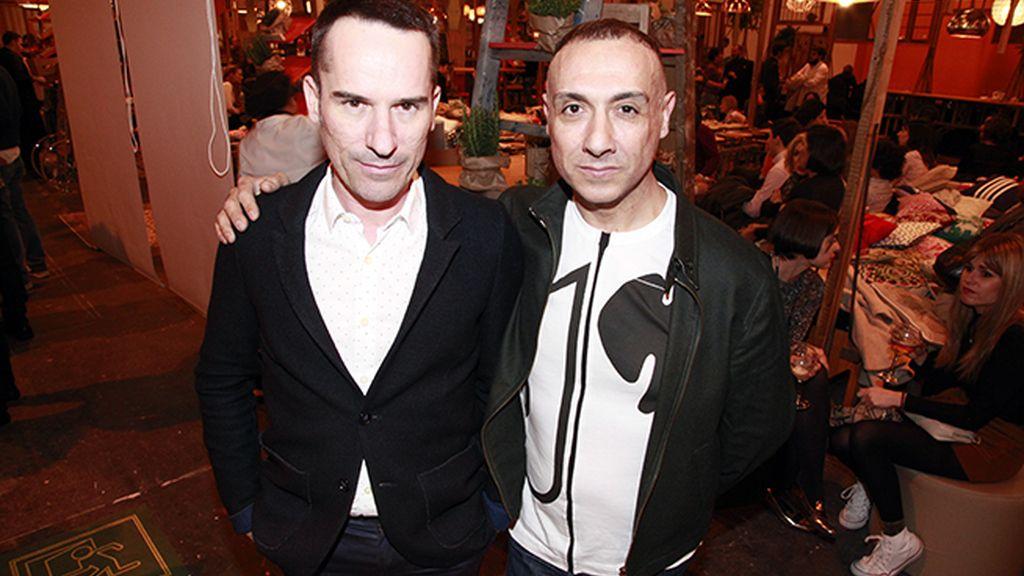Manuel García Madrid y David García