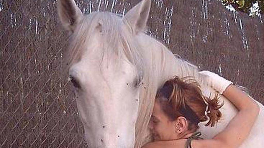 El abrazo más natural y tierno