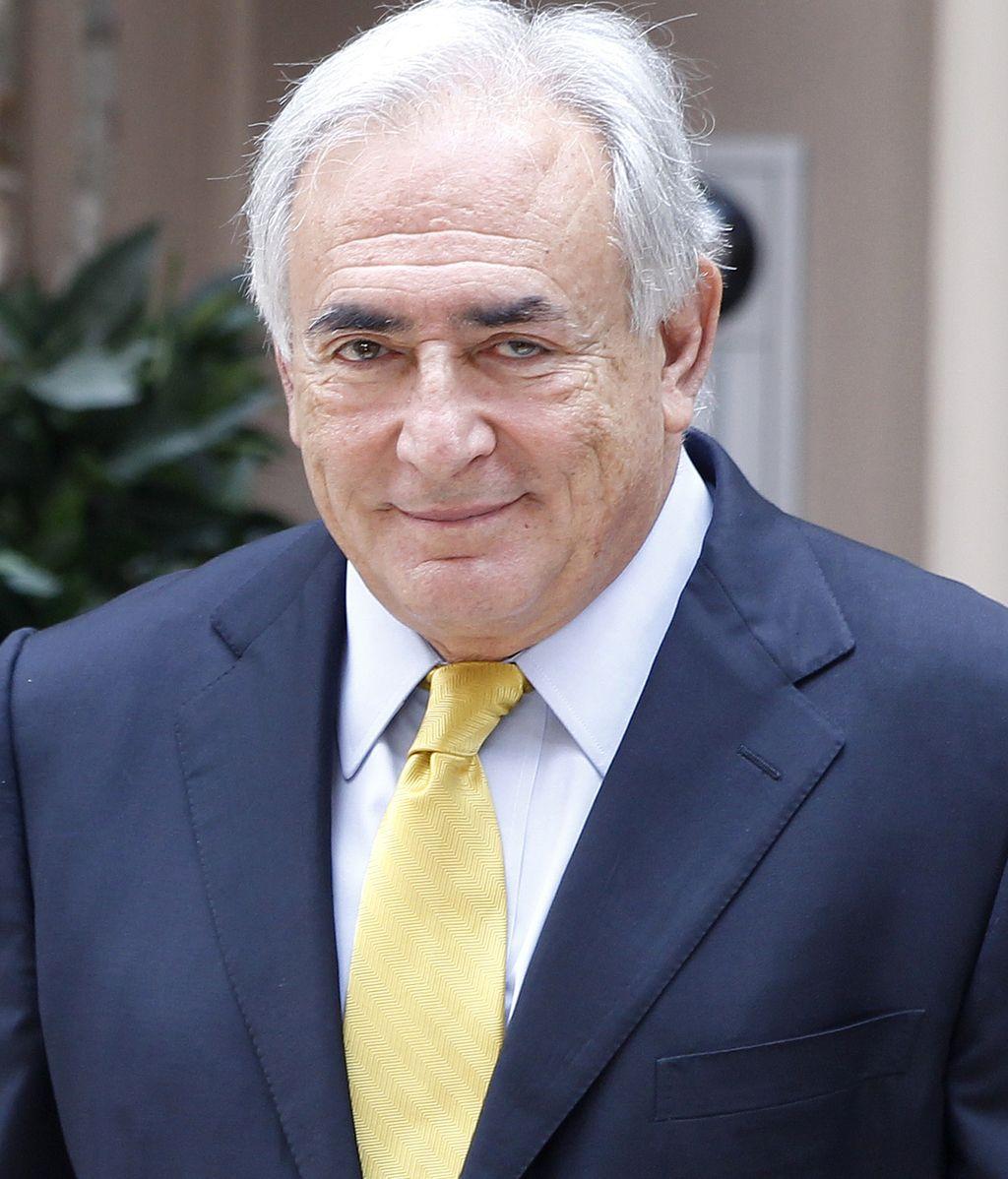 Strauss Kahn ya es hombre libre