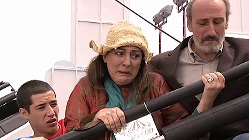 !Enrique y Araceli sufren un 'atentado' perpetrado por Antonio!