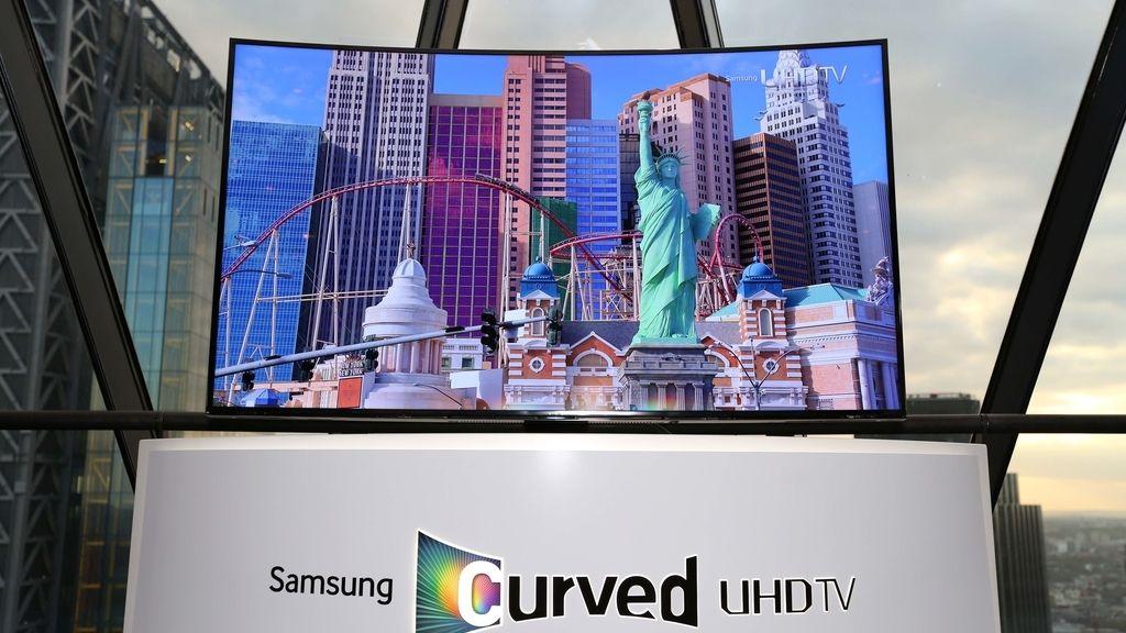 Samsung Ultra Alta Definición (UHD