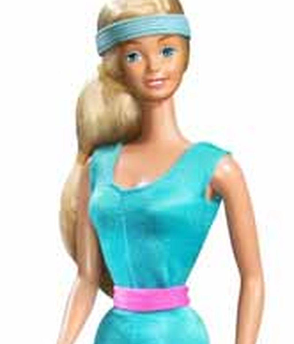 En forma con Barbie