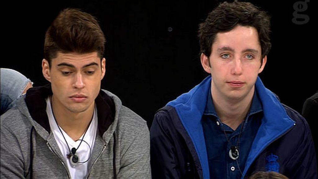 Javier y Fran