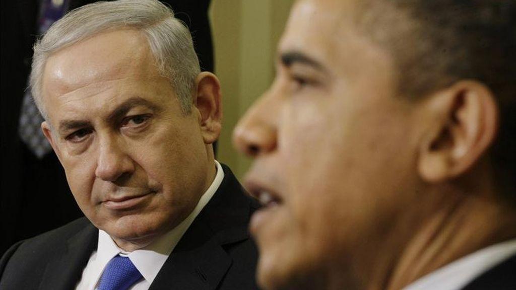Obama y Netanyahu se reúnen para hablar de Irán