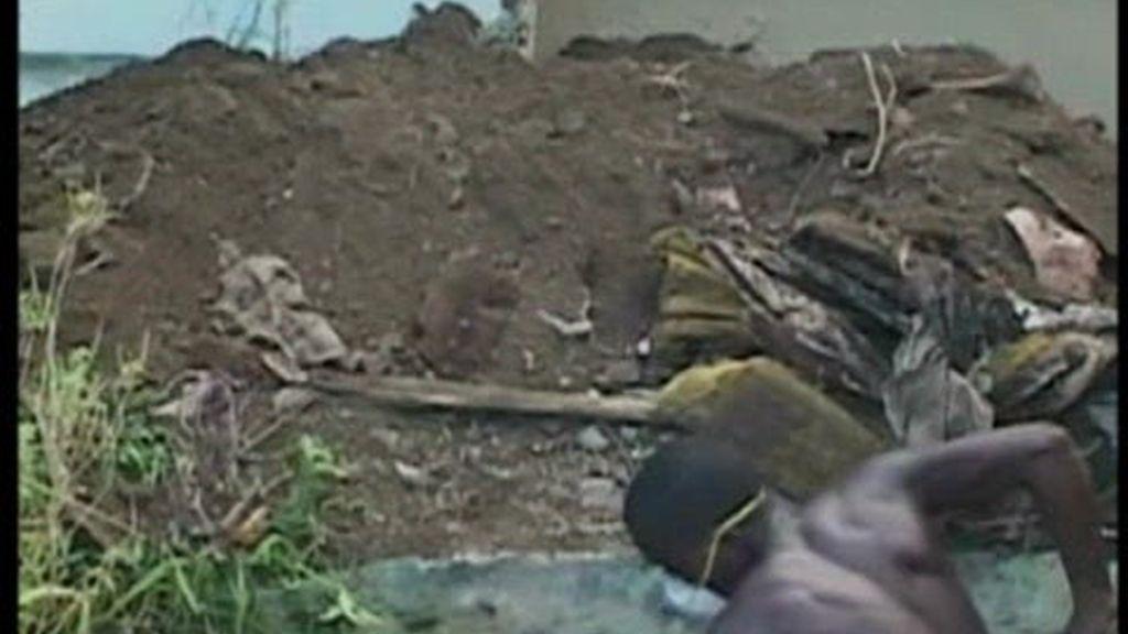 Haití ahora agoniza de cólera