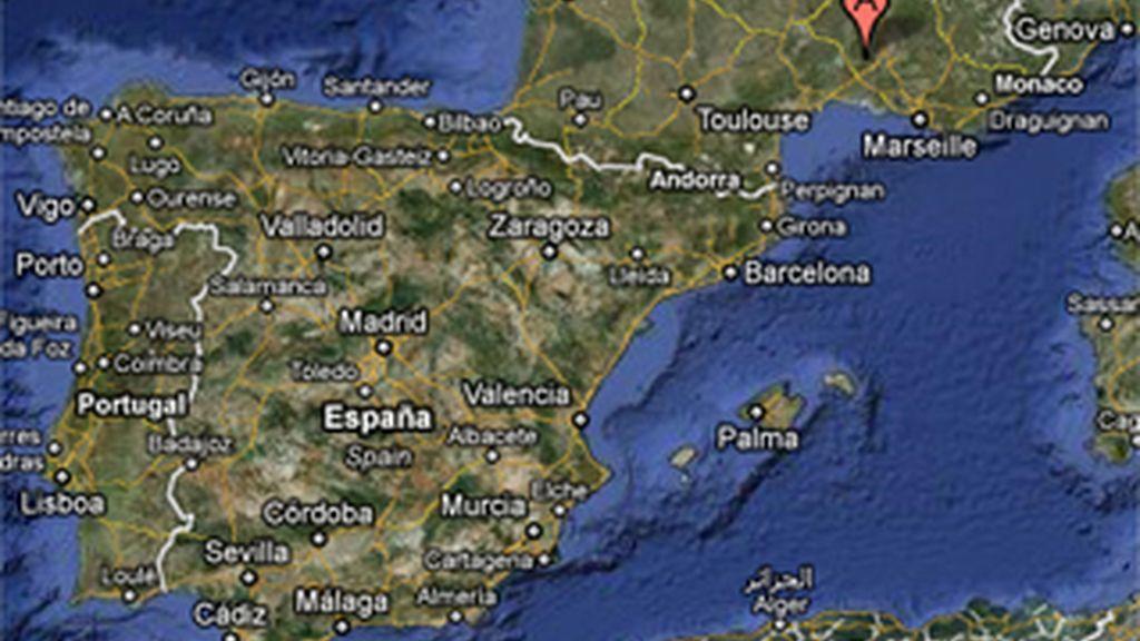 Encuentran un deposito de armas de ETA en Francia