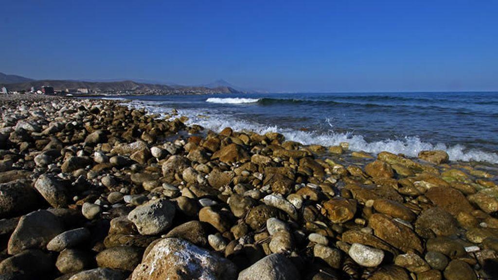 Vanesa Romero nos muestra las playas alicantinas