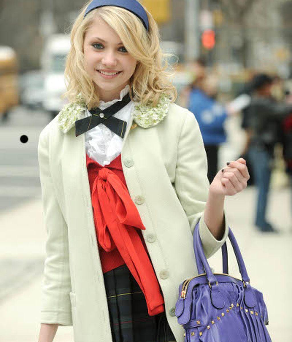Por qué Taylor Momsen podría estar fuera de Gossip Girl