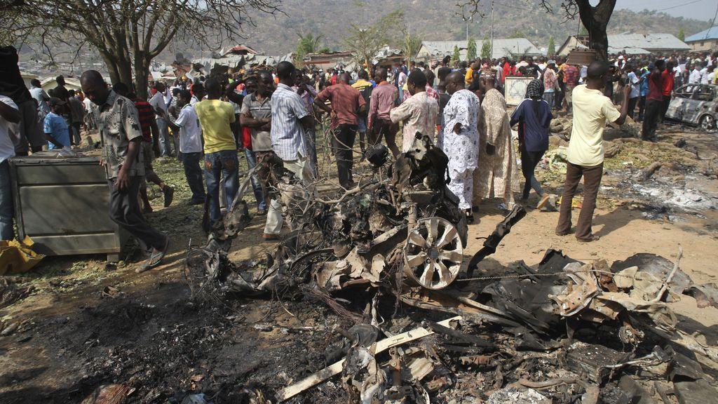 40 muertos en tres atentados en Nigeria