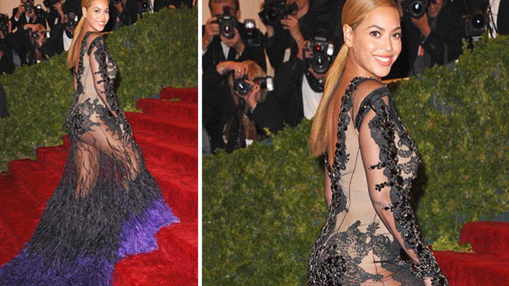 Beyonce de Givenchy