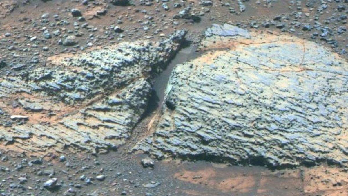 Descubren una nueva zona que pudo albergar vida en Marte