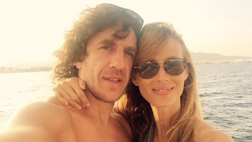 """Carles Puyol: """"Esperamos nuestra segunda hija para enero"""""""