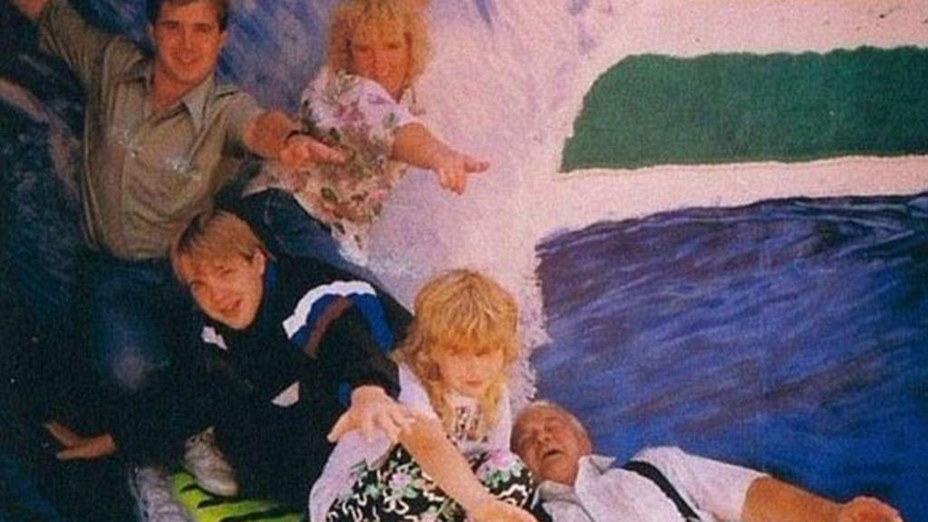 Fotos de familia para llorar