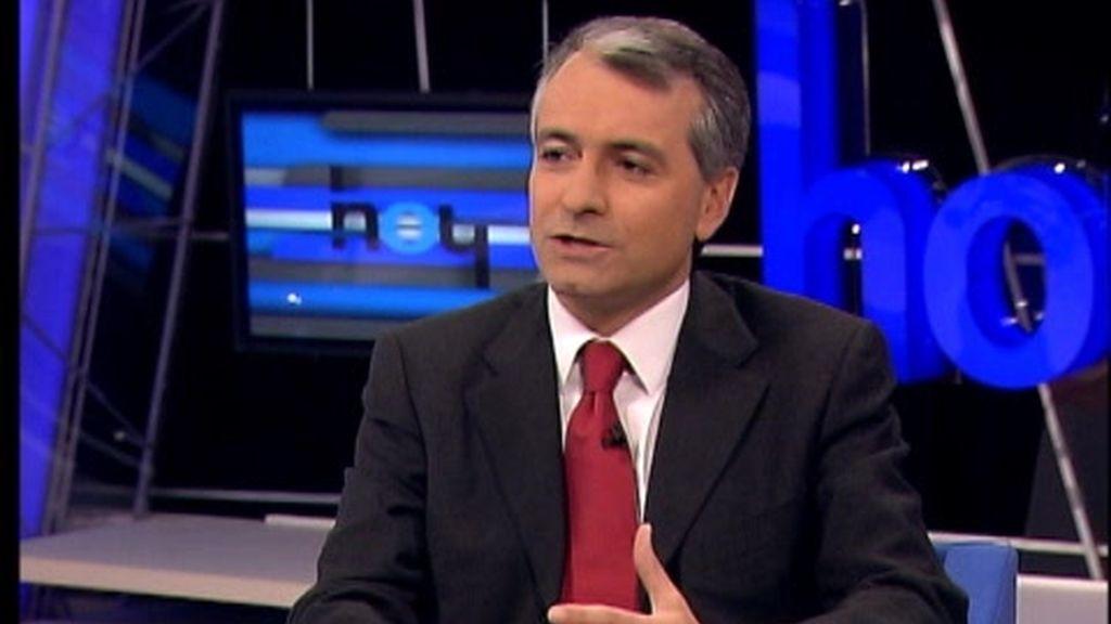 Iñaki Gabilondo entrevista a Luís Cuesta
