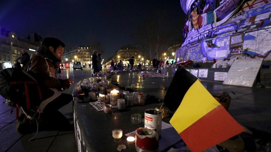 Europa, de luto por los atentados de Bruselas
