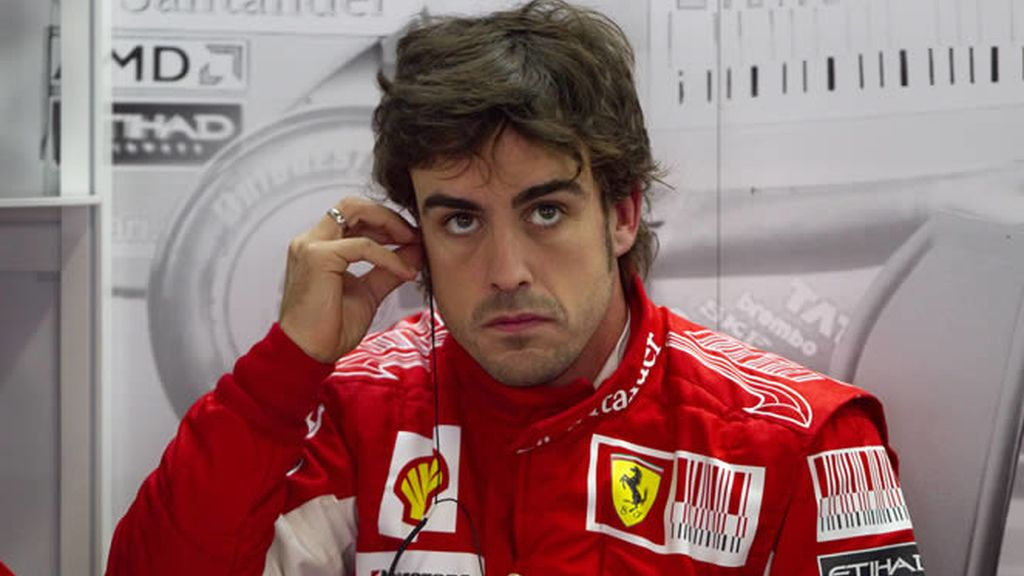 Alonso fue 4º