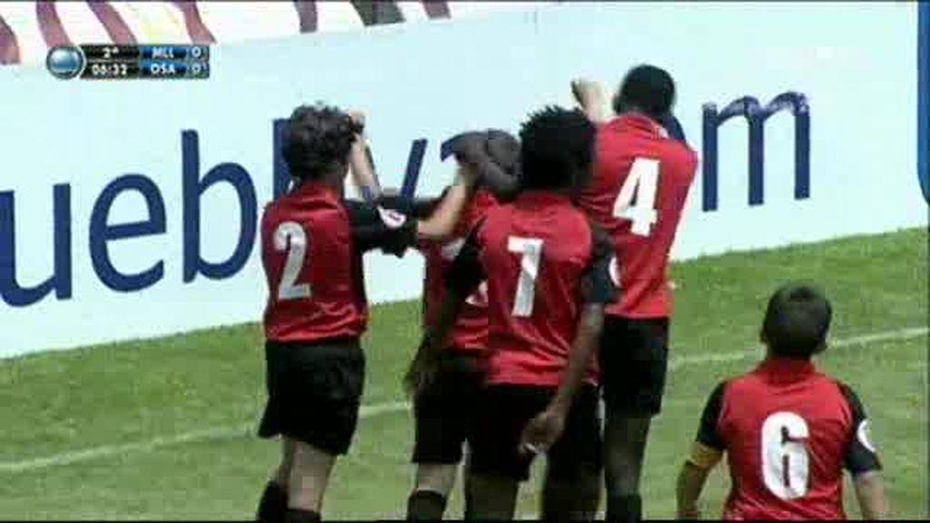 Marcos hizo el gol del Mallorca