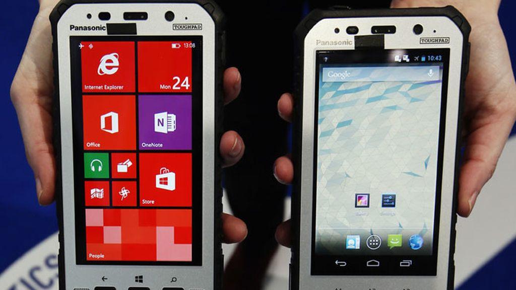Panasonic vuelve al mercado de los teléfonos inteligentes