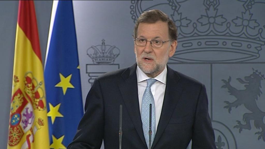 Mariano Rajoy hace balance tras el último consejo de ministros del año