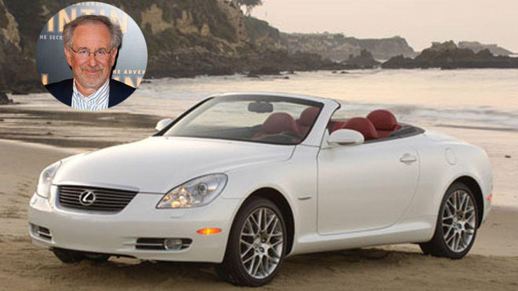 Del Mercedes de Shakira al mini de Lydia Bosch