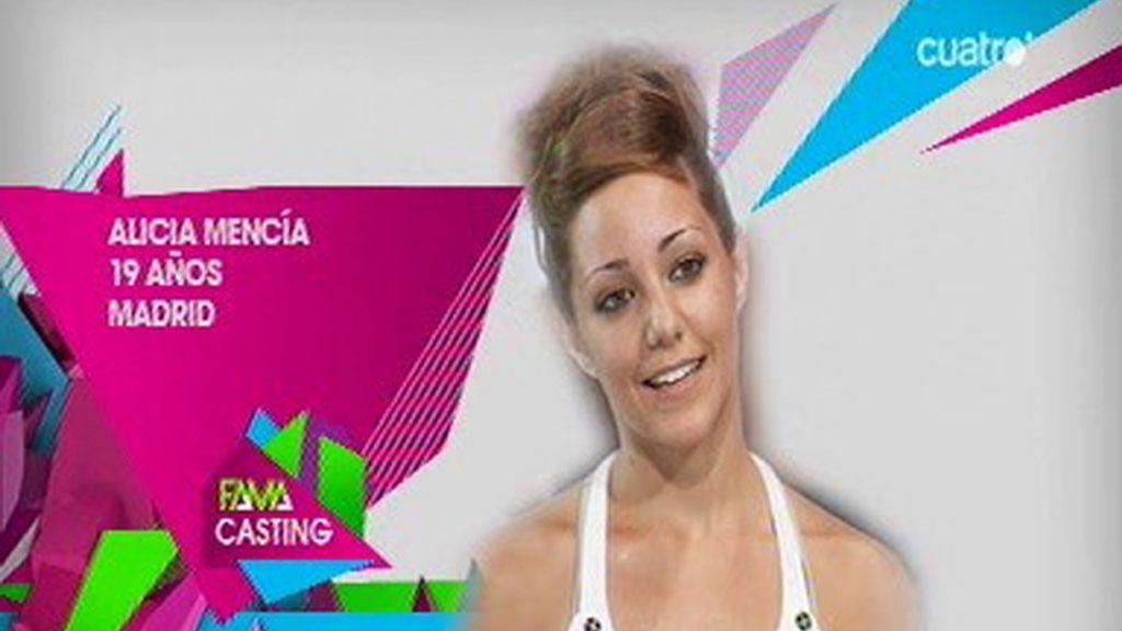 Alicia Mencía
