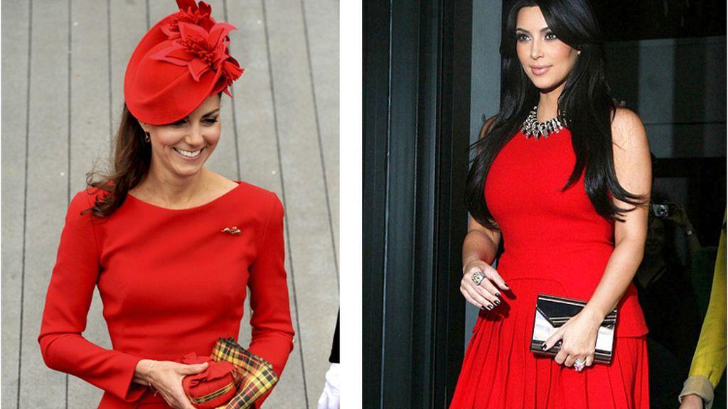 Kate Middleton tiene el mismo gusto que Kim Kardashian