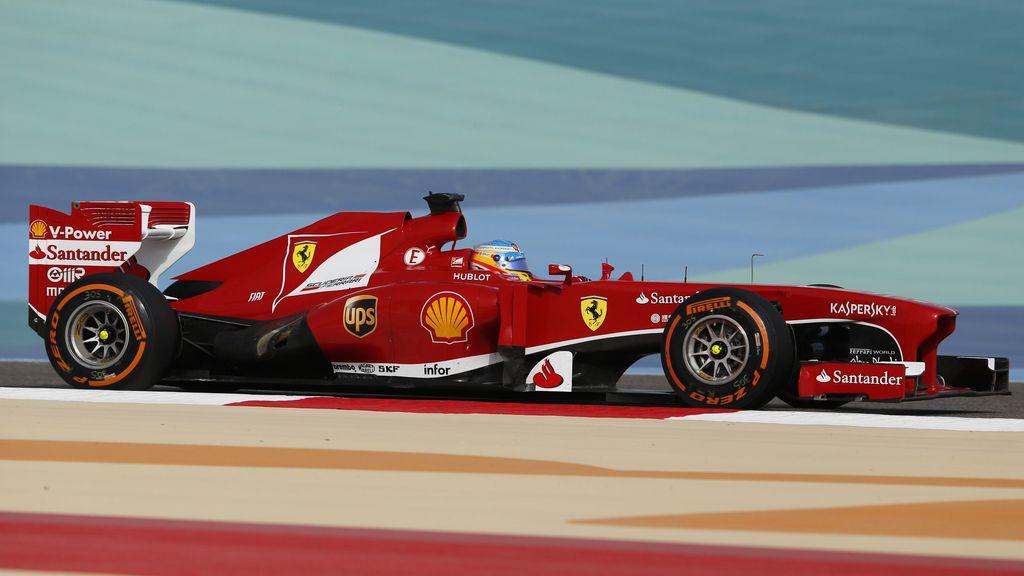 """Alonso: """"Todo se torció desde el principio, no era el día de la suerte"""""""