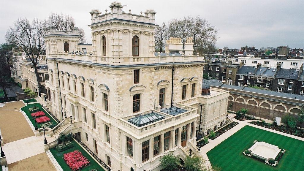 8. Kensington Palace Gardens