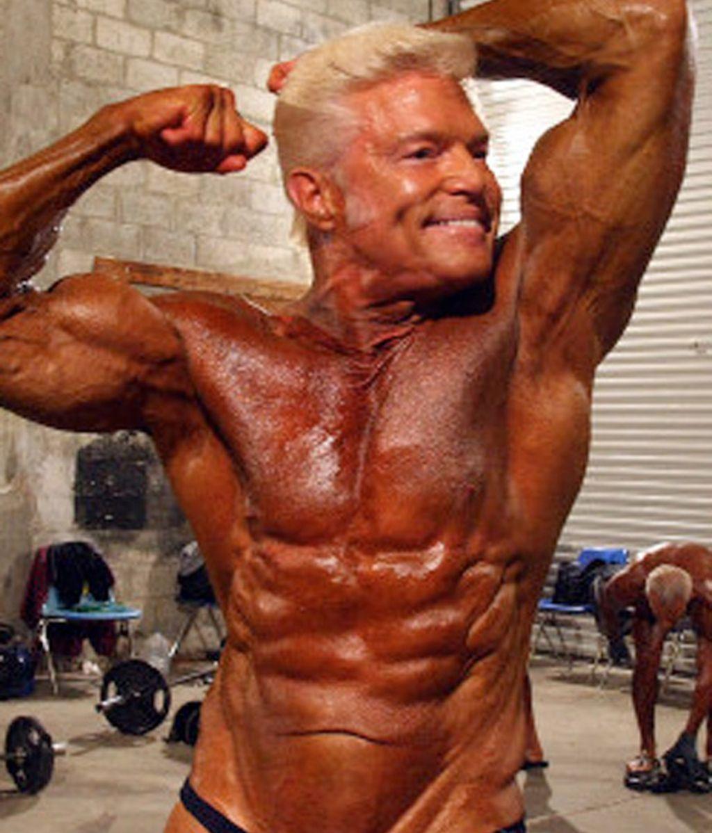 Jack Scow, 63 años, de Fresno