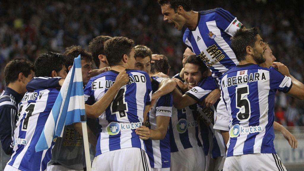 Real Sociedad- Real Madrid