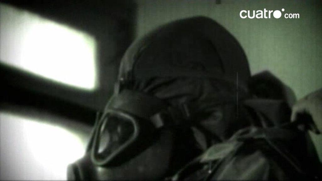 Héroes de plomo en Chernobyl