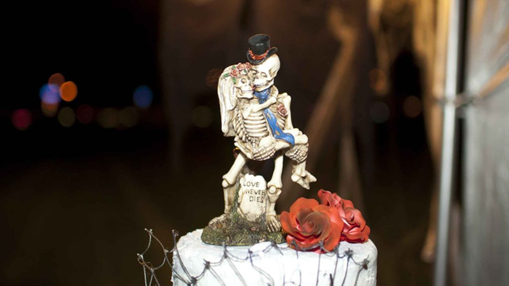 Una boda de muerte
