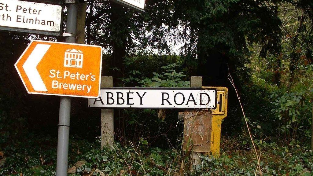 Todas las calles son Abbey Road