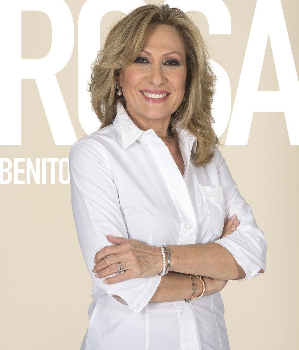 Rosa Benito llega a 'GH' con el corazón abierto al amor