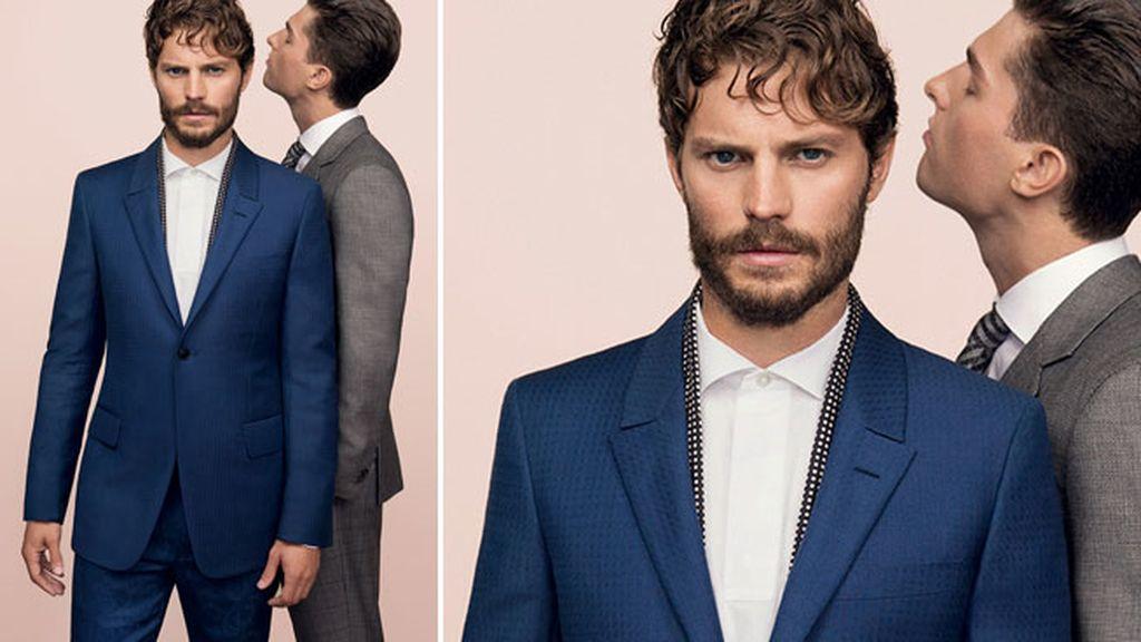 'Christian Grey' ya es el rey de las campañas de moda