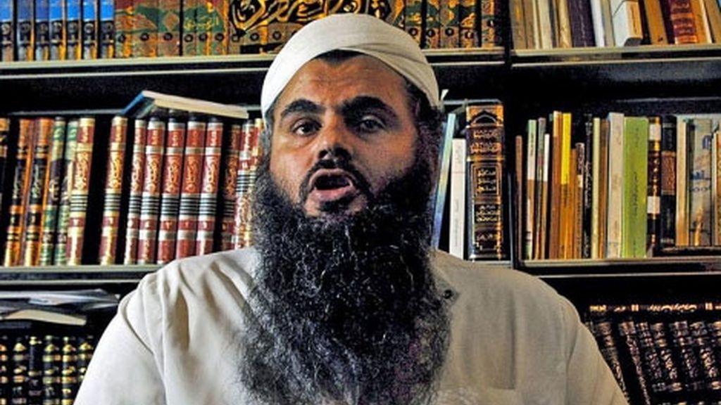 La mano derecha de Bin Laden en Europa, el clérigo Abu Qatada