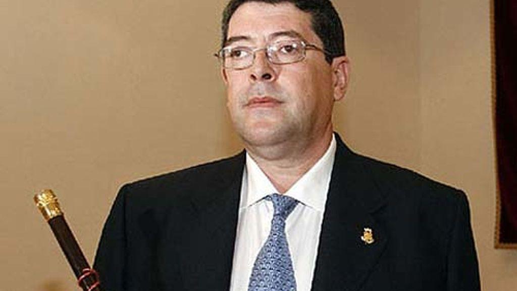 Detenido el alcalde de Polop
