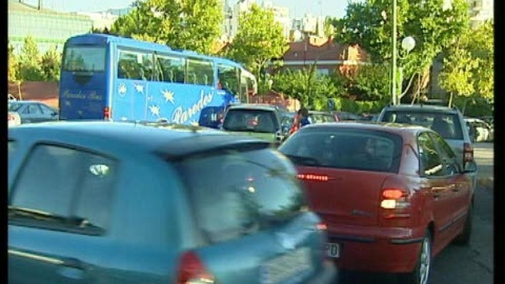 ¿Poca seguridad vial en los colegios?