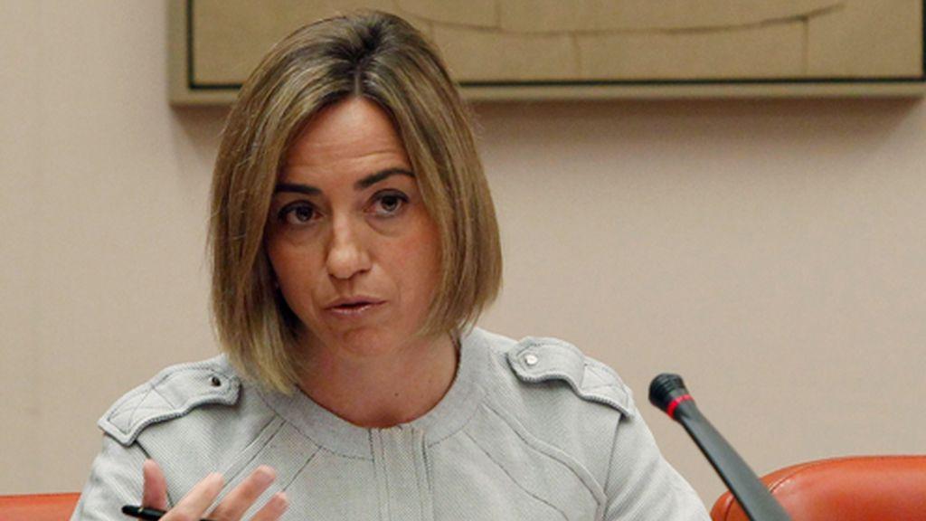 La ministra.