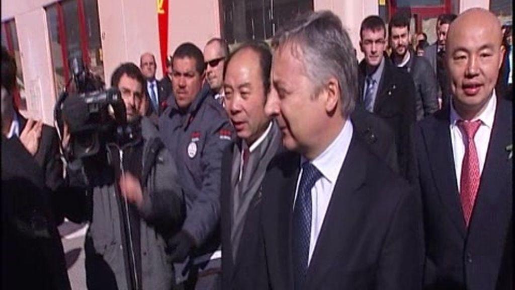 China abre un centro de negocios en Madrid
