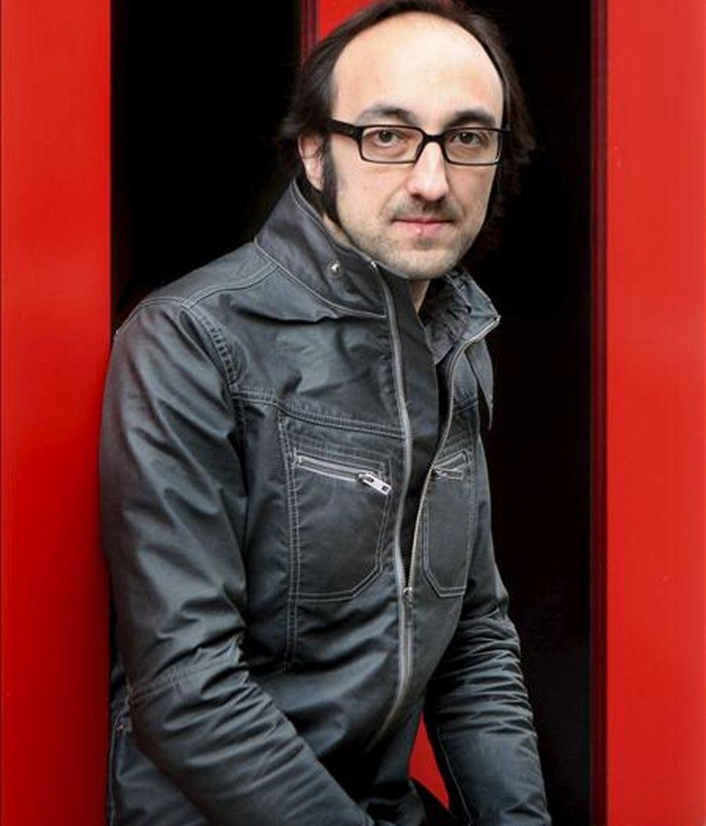 Imagen del escritor gallego Agustín Fernández Mallo. EFE/Archivo