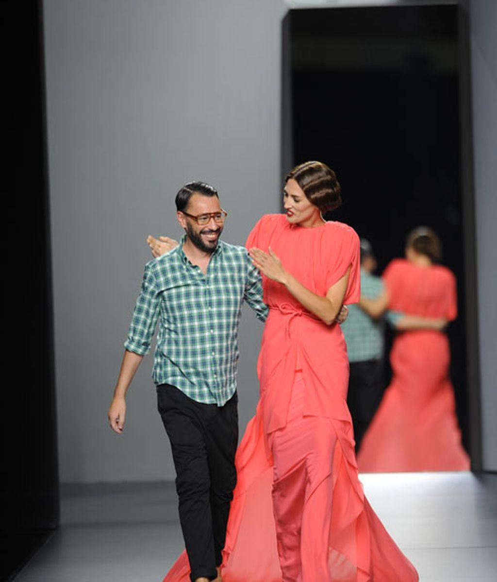 Juanjo Oliva se inspira en el lujo hollywoodiense