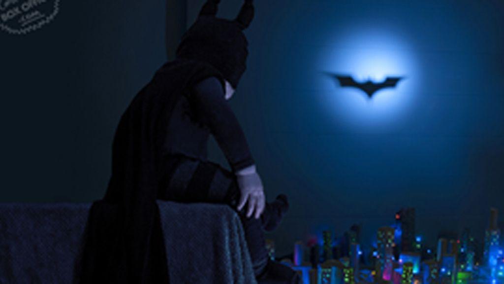 Un 'Caballero Oscuro' muy peculiar en el papel de 'Batman'