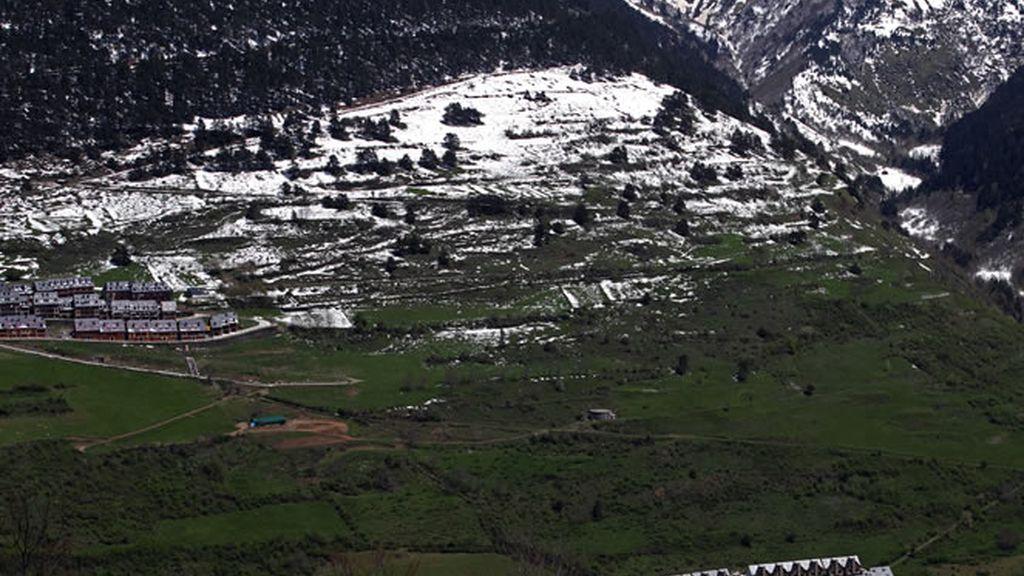 El actor Jorge Sanz ha elegido los paisajes del Valle de Arán