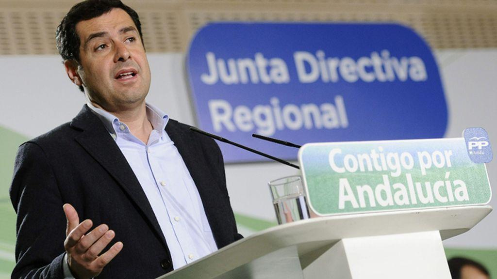 Moreno Bonilla preside la Junta directiva regional de su partido