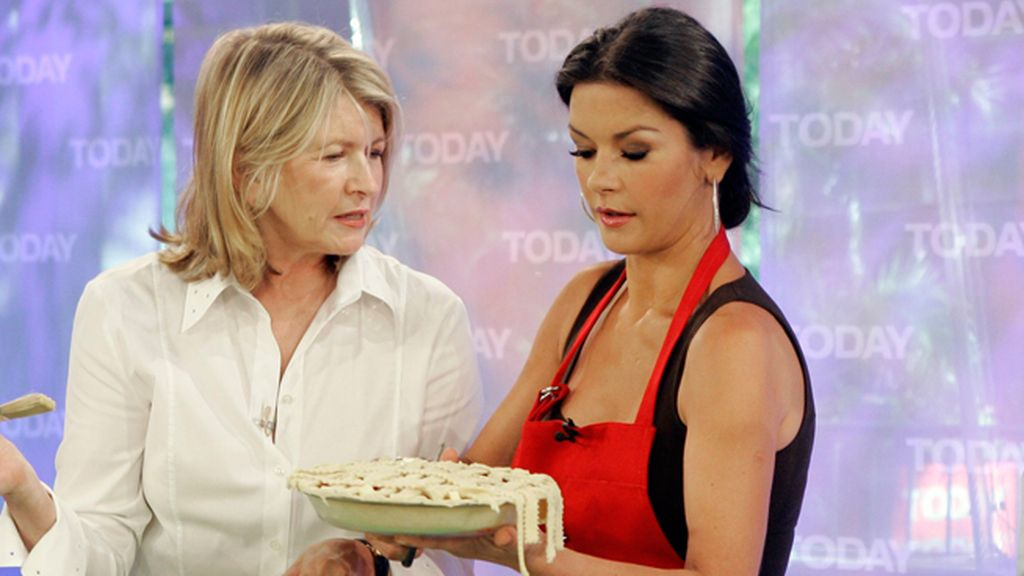 Catherine Zeta-Jones tarta
