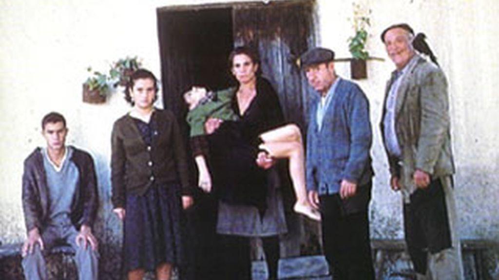 Mario Camus homenajeado con el Goya de Honor 2011